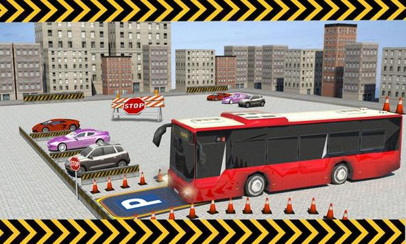 City Bus Parking 3D Simulator screenshot 5