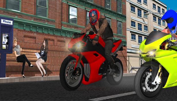 Super Fast Speedy Motorcycle Rider apk screenshot