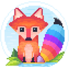 Pixel Fox 图标