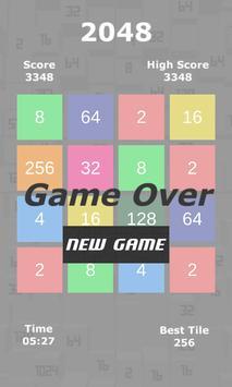 2048 apk screenshot