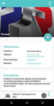 Bronkhorstspruit Area Directory screenshot 3