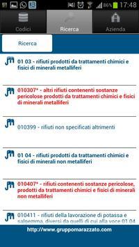 EcoApp da Gruppo Marazzato screenshot 1