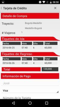Transportes Rapido Ochoa S.A. apk screenshot