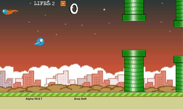 Blue Bird (FREE) screenshot 1