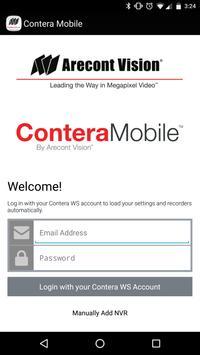 Contera Mobile poster