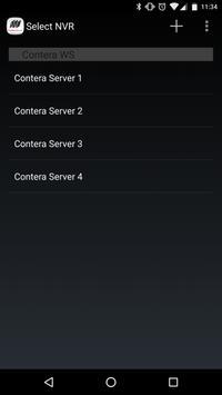 Contera Mobile screenshot 1