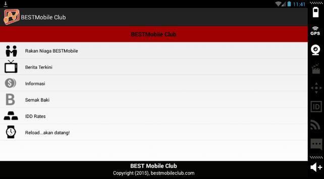 BESTMobile Club screenshot 5