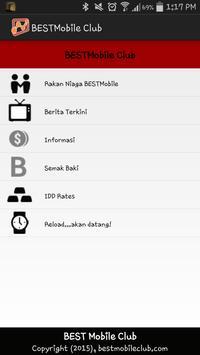 BESTMobile Club screenshot 1