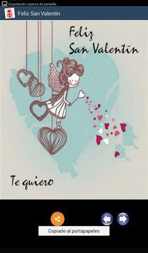 Postales de San Valentin screenshot 4