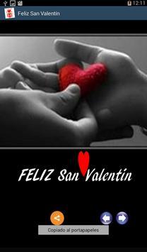Postales de San Valentin screenshot 5