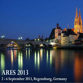 ARES 2013 Conference Guide icon