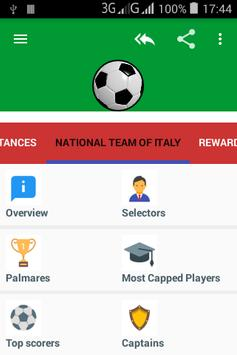 Football in Italy screenshot 1