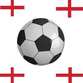 England-Football icon