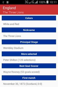 England-Football apk screenshot