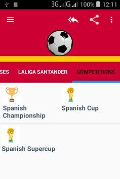 Espana-Futbol apk screenshot