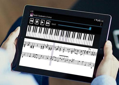 پیانو آموزشی apk screenshot