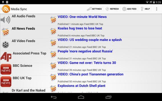 Media Sync apk screenshot