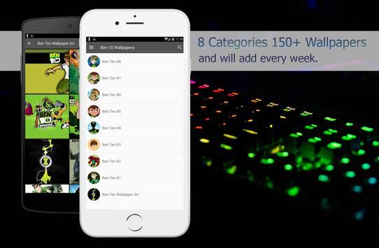 Ben Wallpapers HD 4K screenshot 1