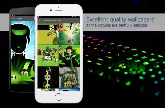 Ben Wallpapers HD 4K screenshot 2