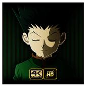 Hunter X Wallpapers HD 4K icon