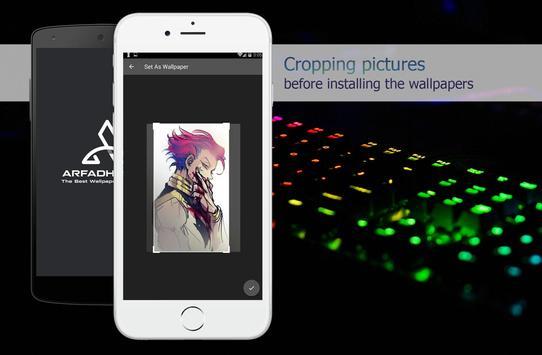 Hunter X Wallpapers HD 4K screenshot 4