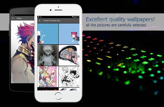 Hunter X Wallpapers HD 4K screenshot 2