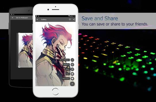 Hunter X Wallpapers HD 4K screenshot 3