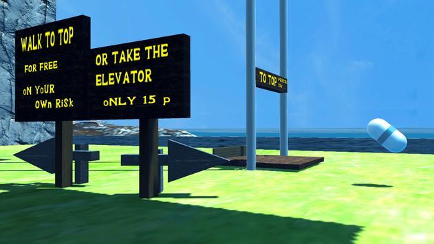 Ronald Jump VR apk screenshot
