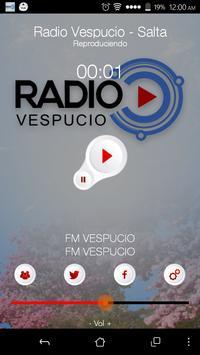 Radio Vespucio - Salta screenshot 2