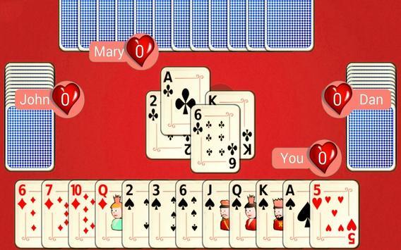Hearts Mobile Version screenshot 3