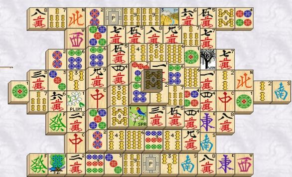 Mahjong Solitaire 2016 screenshot 2