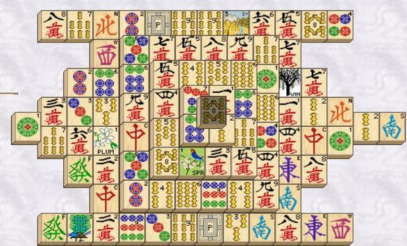Mahjong Solitaire 2016 screenshot 3