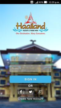 Haailand(ARKA Leisure) poster