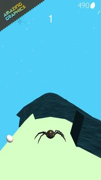 Endless Spider Run 3D screenshot 1