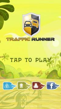 Racing game Bike & Car Racing Traffic Runner poster