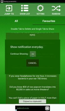 Facts for WhatsApp screenshot 15