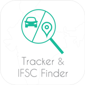 Car Tracker and IFSC Finder icon