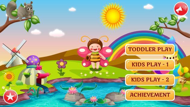 Kindergarten Fun poster