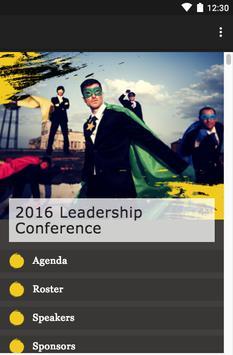 LeadershipConf2016 poster
