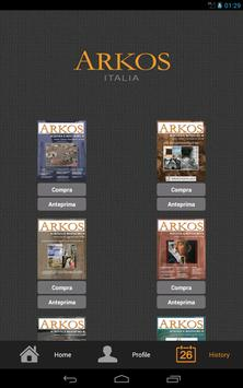 Arkos Italia apk screenshot