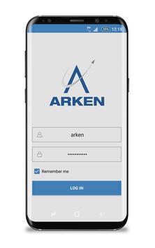 Arken MailTrail apk screenshot