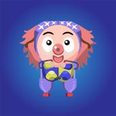 Flying Clown icon