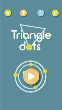 Triangle Dots poster