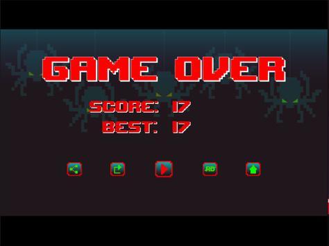 White Winner - Pixel Jump Arcade Game screenshot 7