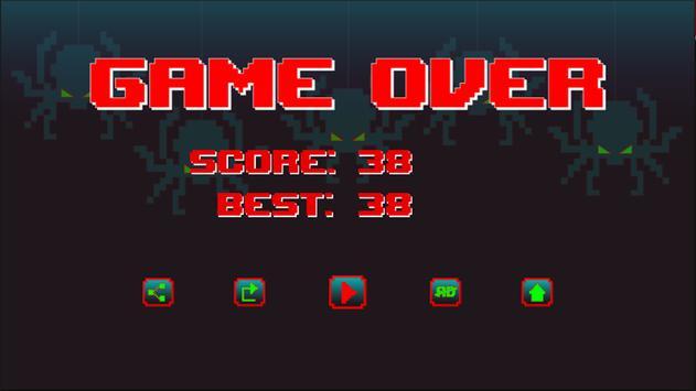 White Winner - Pixel Jump Arcade Game screenshot 3
