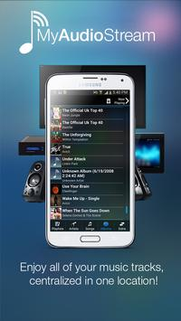 MyAudioStream Lite poster