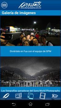 Diario Presente apk screenshot