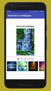 Waterfall LiveWallpaper screenshot 1