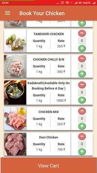 Book Your Chicken screenshot 1