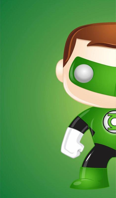 ... Green Lantern Wallpaper screenshot 3 ...